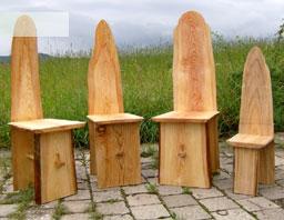 Rustikale Stühle forst rustikale massivholzmöbel
